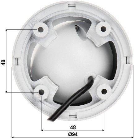 KAMERA AHD, HD-CVI, HD-TVI, PAL DH-HAC-T2A21-0280B - 1080p 2.8mm DAHUA