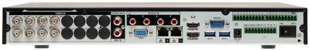REJESTRATOR AHD, HD-CVI, CVBS, TCP/IP DHI-HCVR8208A-S3 8 KANAŁÓW DAHUA