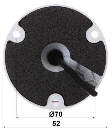 ZESTAW DO MONITORINGU APTI-KIT-PLC-20C2 PLC, 4 KANAŁY - 1080p 3.6mm
