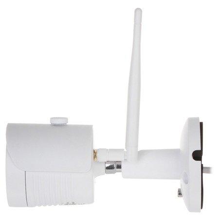 ZESTAW DO MONITORINGU APTI-KIT-WIFI-20C2 Wi-Fi, 4 KANAŁY - 1080p